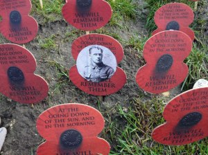 Photo: Courtesy of The Royal British Legion